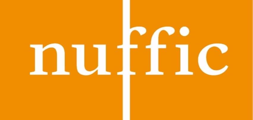 Parkeerbegeleiding Nuffic/NL4Talents