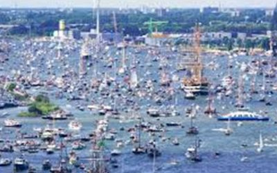 Valet Parking SAIL Amsterdam 2015