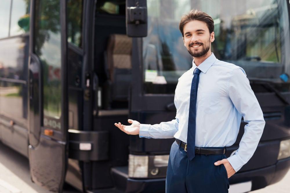 Bus huren met chauffeur