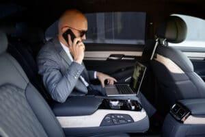 Doorwerken met een prive chauffeur